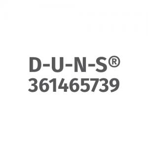 Certifikace DUNS